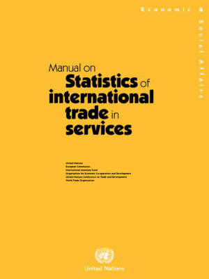 Manual on Statistics of International Trade in Services (Paperback)