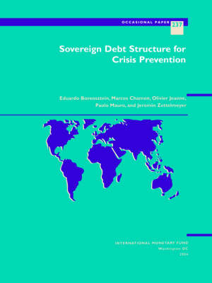 Sovereign Debt Structure For Crisis Prevention (S237Ea) (Paperback)