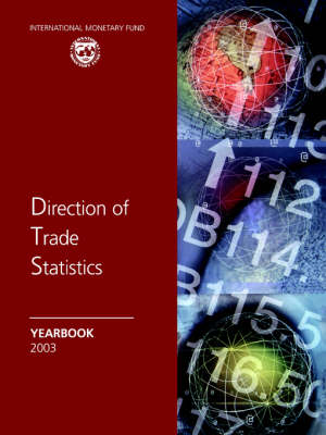 Direction of Trade Statistics Yearbook 2004 (Paperback)