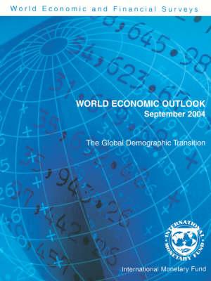 IMF World Economic Outlook 2004 (Paperback)