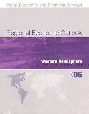 Regional Economic Outlook: Western Hemisphere (Paperback)