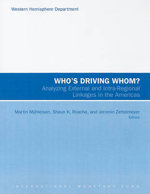 Who's Driving Whom?: Analyzing External and Intra-Regional Linkages in the Americas (Paperback)