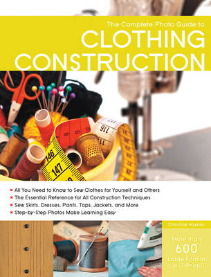 Complete Photo Guide to Clothing Construction (Paperback)