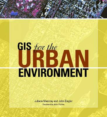 GIS for the Urban Environment (Hardback)