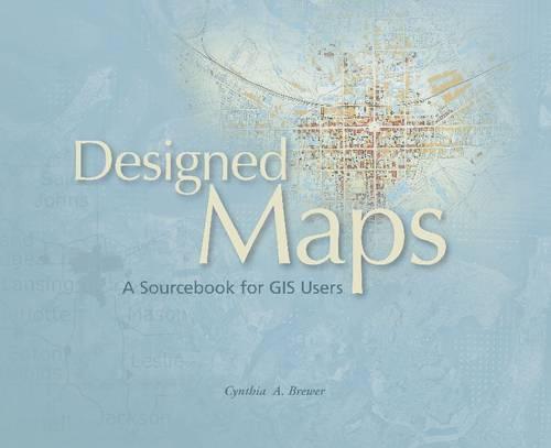 Designed Maps (Paperback)