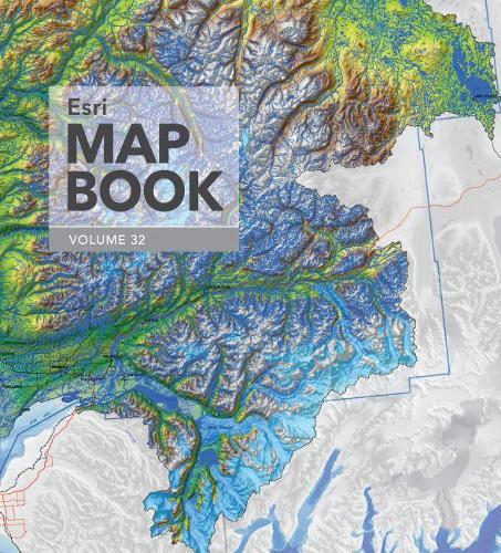 Esri Map Book, Volume 32 - Esri Map Book (Paperback)