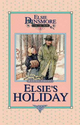 Holidays at Roselands, Book 2 - Elsie Dinsmore Collection (Hardcover) 02 (Hardback)