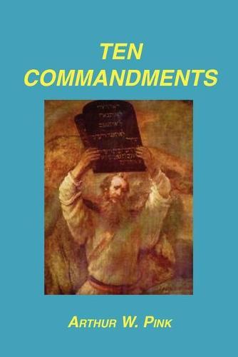 Ten Commandments (Paperback)