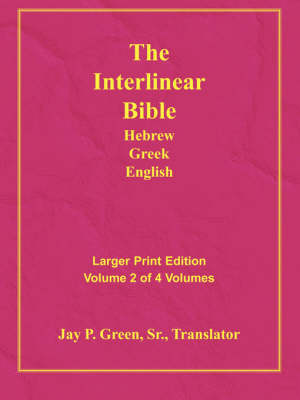 Larger Print Bible-Il-Volume 2 (Paperback)