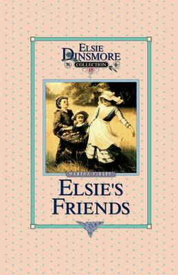 Elsie's Friends at Woodburn, Book 13 (Paperback)