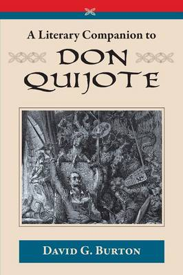 A Literary Companion to Don Quijote (Paperback)