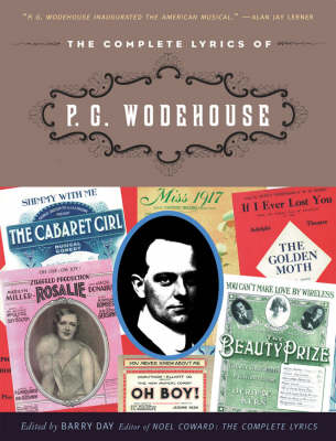 The Complete Lyrics of P.G.Wodehouse (Hardback)