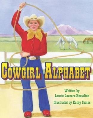 Cowgirl Alphabet (Hardback)
