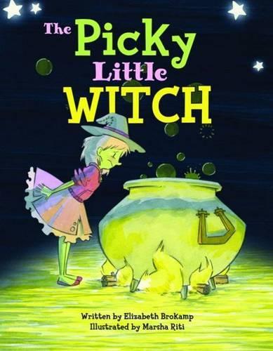 Picky Little Witch (Hardback)