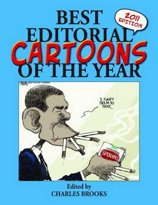 Best Editorial Cartoons of the Year 2011 (Paperback)