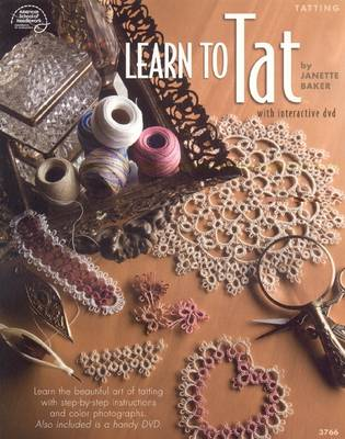Learn to Tat: With Interactive DVD