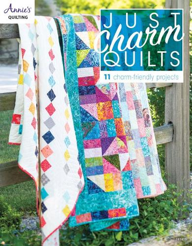 Just Charm Quilts: 11 Charm-Friendly Projects (Paperback)