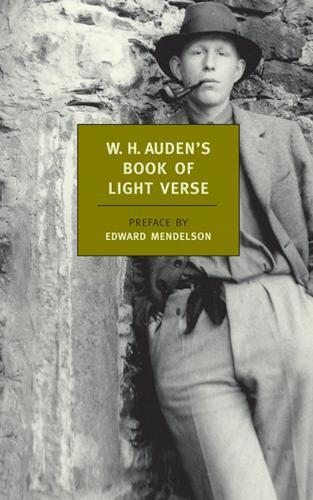W. H. Auden's Book Of Light Verse (Paperback)