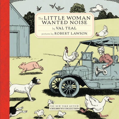 The Little Woman Wanted Noise (Paperback)