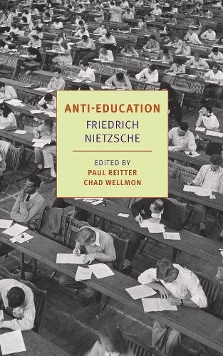 Anti-Education (Paperback)