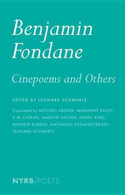 Cinepoems And Others (Paperback)