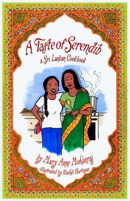 A Taste of Serendib (Paperback)