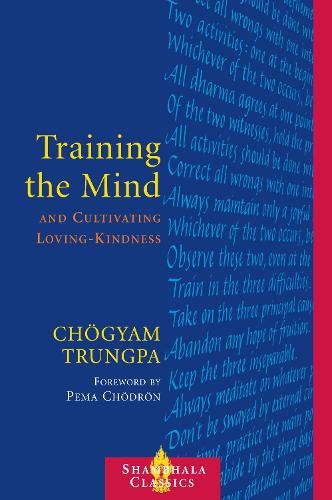 Training Mind/Cultivating Love (Paperback)