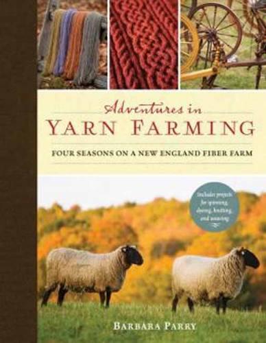 Adventures In Yarn Farming (Hardback)