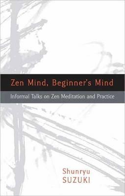 Zen Mind, Beginner's Mind (Paperback)