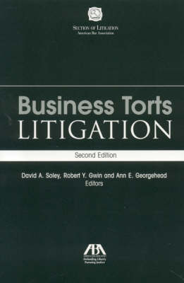Business Torts Litigation (Paperback)