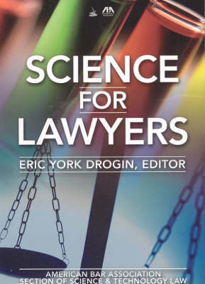 Science for Lawyers (Paperback)