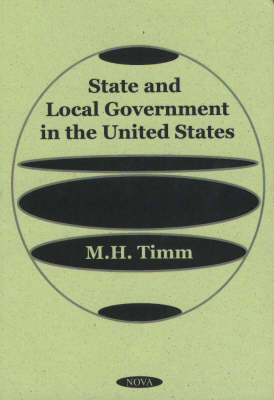 State & Local Government in the United States (Hardback)