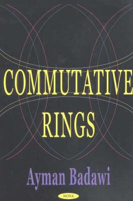 Commutative Rings (Hardback)