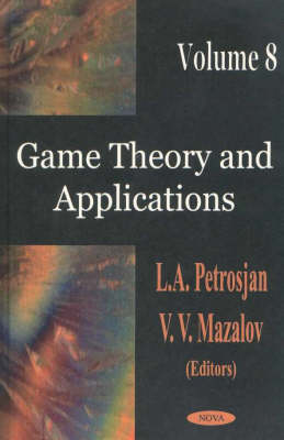 Game Theory & Applications, Volume 8 (Hardback)