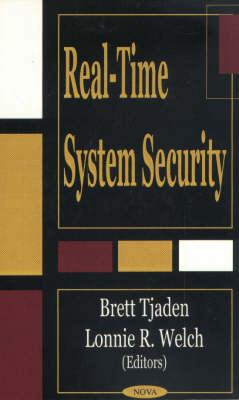 Real-Time System Security (Hardback)