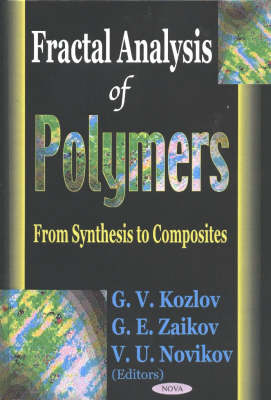 Fractal Analysis of Polymers: From Synthesis to Composites (Paperback)