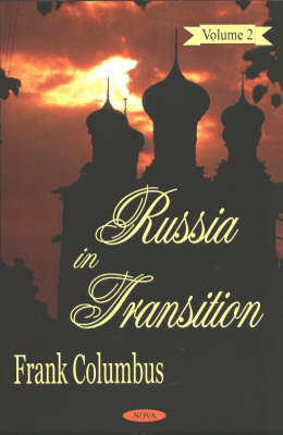 Russia in Transition, Volume 2 (Hardback)