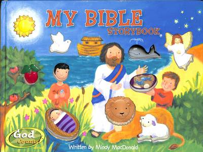 My Bible Story Book - Godcounts Series (Board book)