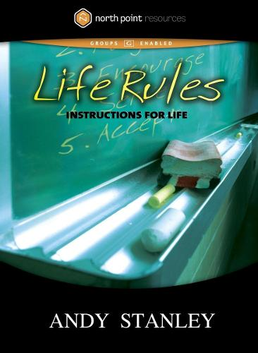 Life Rules DVD: Instructions for the Game of Life - Northpoint Resources (DVD video)