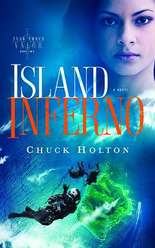 Island Inferno - Task Force Valor Series 02 (Paperback)