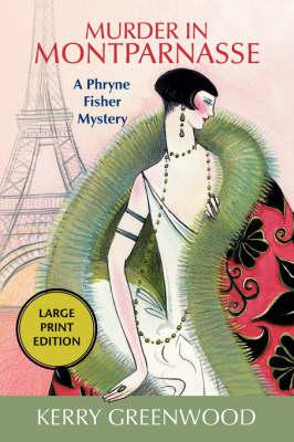 Murder in Montparnasse LP (Paperback)
