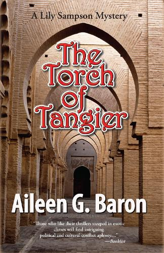 The Torch of Tangier: A Lily Sampson Mystery (Paperback)
