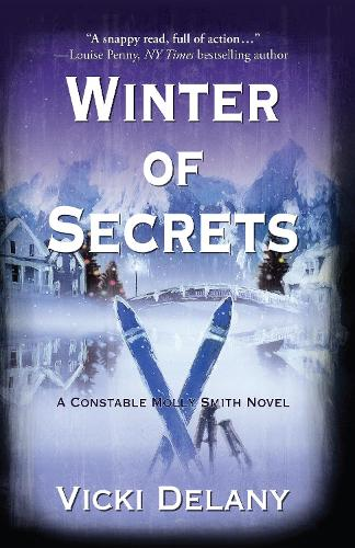 Winter of Secrets (Paperback)