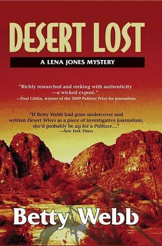 Desert Lost (Paperback)