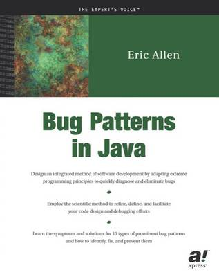 Bug Patterns in Java (Paperback)