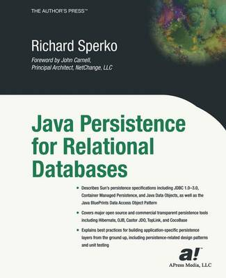 Java Persistence for Relational Databases (Paperback)