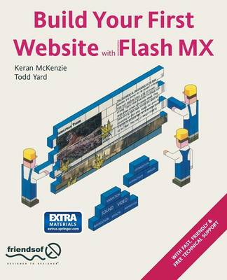 Build Your First Website with Flash MX (Paperback)