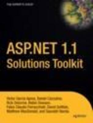 ASP.NET 1.1 Solutions Toolkit (Paperback)