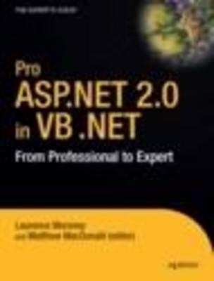 Pro ASP.NET 2.0 in VB 2005 (Paperback)