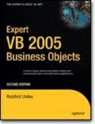 Expert VB 2005 Business Objects (Paperback)